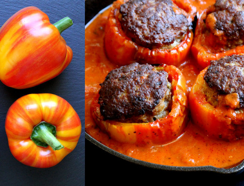 FlamePeppers-StuffedPeppers-collage