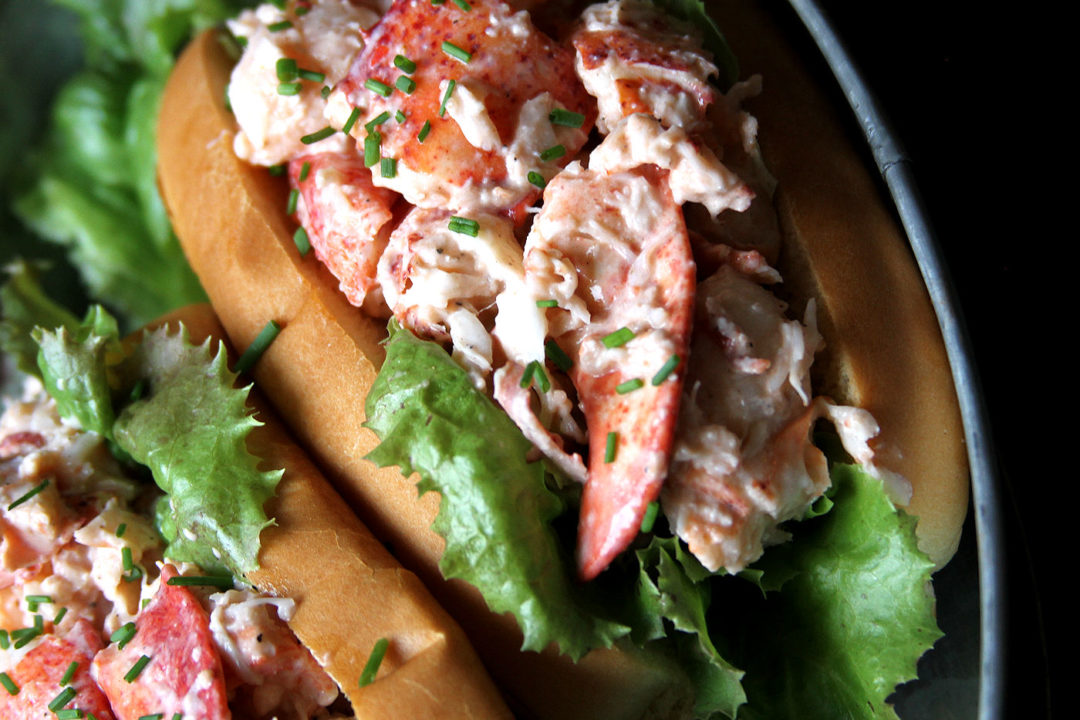Traditional Maine Lobster Rolls A Cup Of Sugar A
